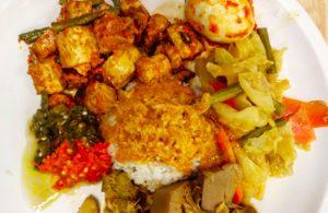 Dr Julinda Lee's Lunch
